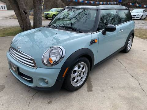 2014 MINI Clubman for sale at Day Family Auto Sales in Wooton KY