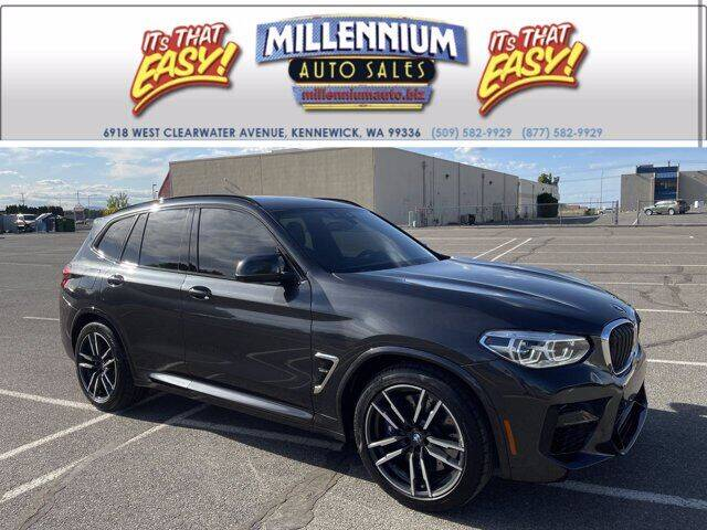 2020 BMW X3 M for sale at Millennium Auto Sales in Kennewick WA