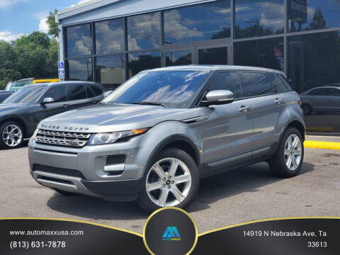 2013 Land Rover Range Rover Evoque for sale at Automaxx in Tampa FL