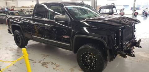 2016 GMC Sierra 1500 for sale at Adams Enterprises in Knightstown IN