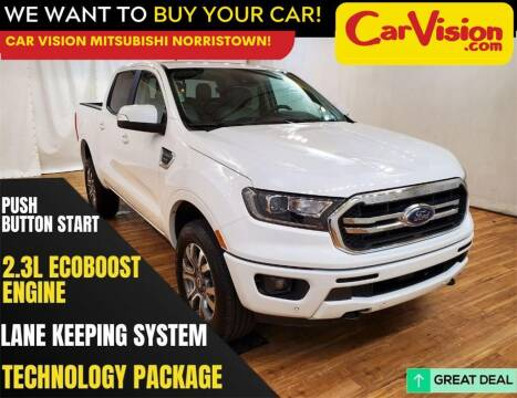 2020 Ford Ranger for sale at Car Vision Mitsubishi Norristown in Norristown PA
