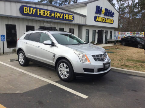 2011 Cadillac SRX for sale at Bi Rite Auto Sales in Seaford DE