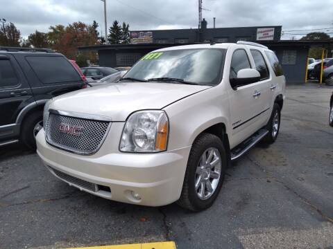 2010 GMC Yukon for sale at D & D All American Auto Sales in Mt Clemens MI