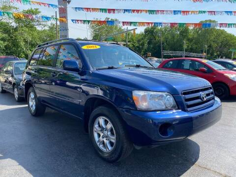 2004 Toyota Highlander for sale at WOLF'S ELITE AUTOS in Wilmington DE