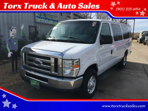 2012 Ford E-Series Wagon for sale at Torx Truck & Auto Sales in Eads TN