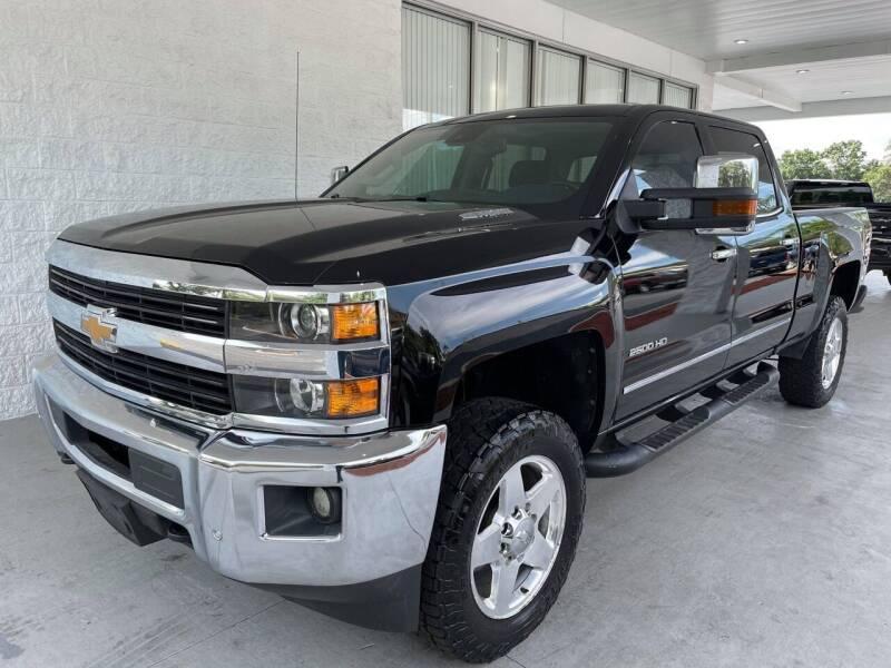 2016 Chevrolet Silverado 2500HD for sale at Powerhouse Automotive in Tampa FL