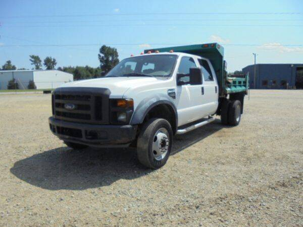 2008 Ford F-550 for sale at Vehicle Network - Dick Smith Equipment in Goldsboro NC