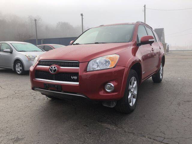 2010 Toyota RAV4 for sale at Instant Auto Sales in Chillicothe OH