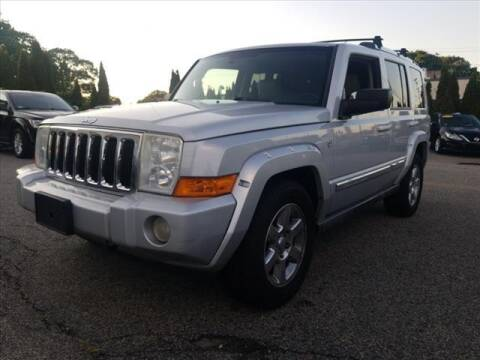 2006 Jeep Commander for sale at East Providence Auto Sales in East Providence RI
