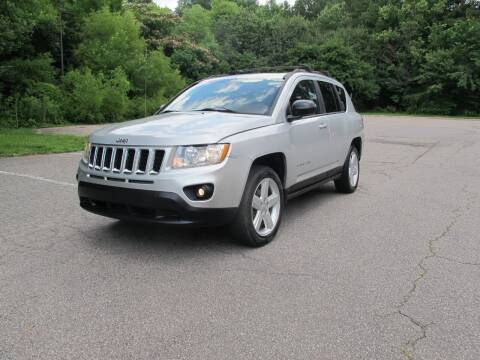 2011 Jeep Compass for sale at Best Import Auto Sales Inc. in Raleigh NC