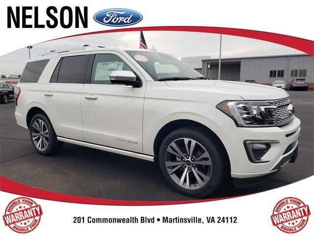 2021 Ford Expedition for sale in Martinsville, VA