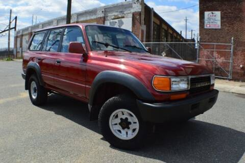 1991 Toyota Land Cruiser for sale at First Class Auto Land in Philadelphia PA