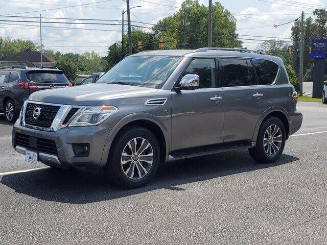 2018 Nissan Armada for sale at Gentry & Ware Motor Co. in Opelika AL