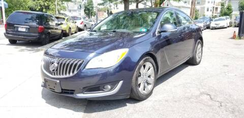 2015 Buick Regal for sale at Motor City in Boston MA