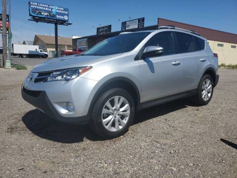 2014 Toyota RAV4 for sale at Revolution Auto Group in Idaho Falls ID