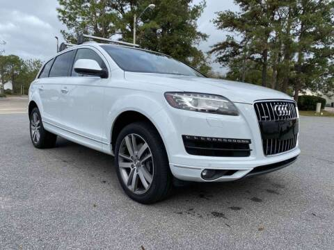 2013 Audi Q7 for sale at Global Auto Exchange in Longwood FL