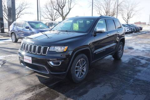 2017 Jeep Grand Cherokee for sale at Ideal Wheels in Sioux City IA