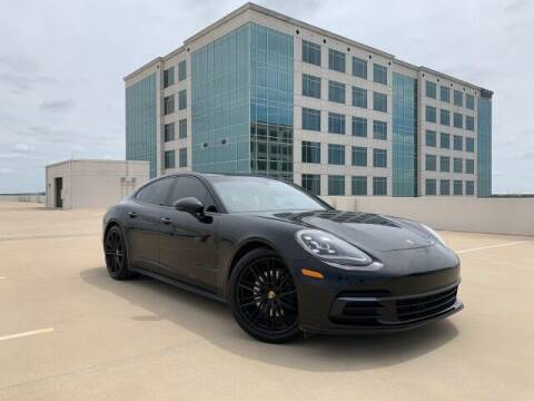 2018 Porsche Panamera for sale at SIGNATURE Sales & Consignment in Austin TX
