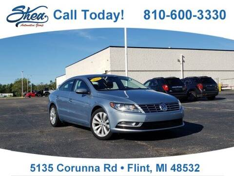 2013 Volkswagen CC for sale at Erick's Used Car Factory in Flint MI