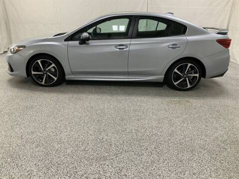 2020 Subaru Impreza for sale at Brothers Auto Sales in Sioux Falls SD