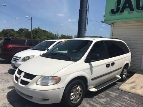 2002 Dodge Grand Caravan for sale at Jack's Auto Sales in Port Richey FL