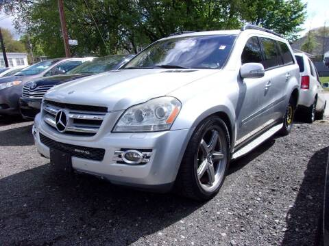 2007 Mercedes-Benz GL-Class for sale at Top Line Import in Haverhill MA