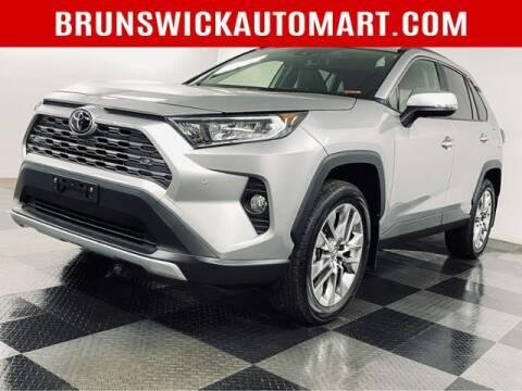 2019 Toyota RAV4 for sale at Brunswick Auto Mart in Brunswick OH