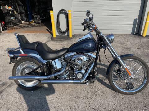 2009 HARLEY DAVIDSON SOFTAIL for sale at Midwest Motors 215 Inc. in Bonner Springs KS