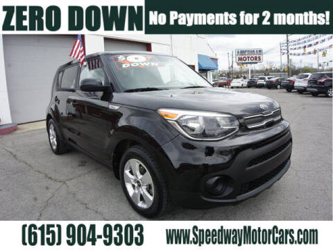 2018 Kia Soul for sale at Speedway Motors in Murfreesboro TN