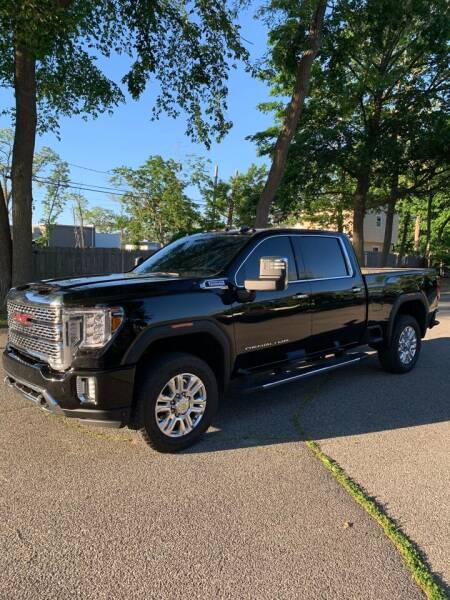 2020 GMC Sierra 2500HD for sale at Long Island Exotics in Holbrook NY