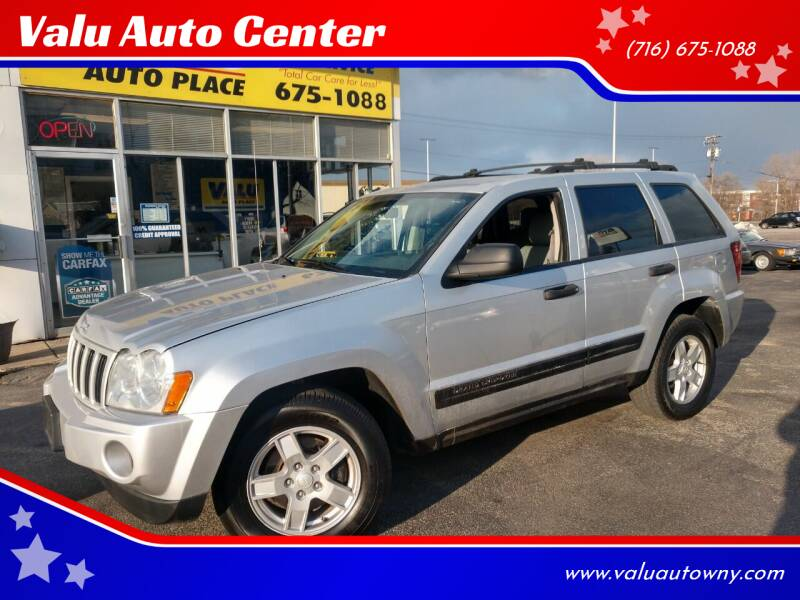 2006 Jeep Grand Cherokee for sale at Valu Auto Center in West Seneca NY