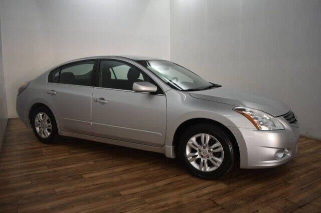 2011 Nissan Altima for sale at Paris Motors Inc in Grand Rapids MI