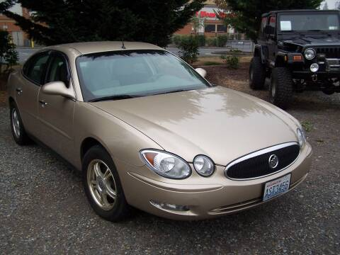2005 Buick LaCrosse for sale at M & M Auto Sales LLc in Olympia WA