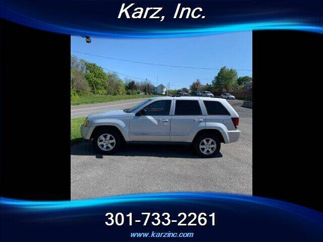 2010 Jeep Grand Cherokee for sale at Karz INC in Funkstown MD