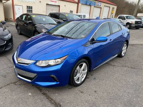 2018 Chevrolet Volt for sale at THE AUTOMOTIVE CONNECTION in Atkins VA