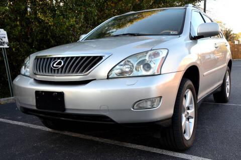 2008 Lexus RX 350 for sale at Wheel Deal Auto Sales LLC in Norfolk VA