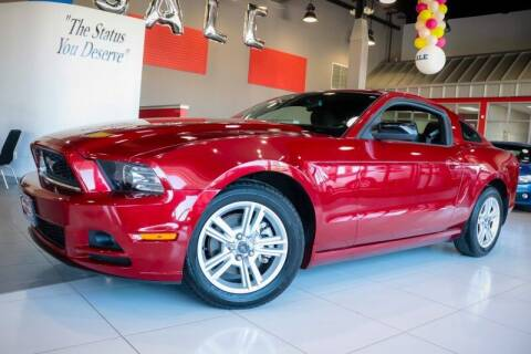 2014 Ford Mustang for sale at Quality Auto Center of Springfield in Springfield NJ