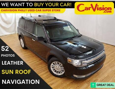 2017 Ford Flex for sale at Car Vision Mitsubishi Norristown - Car Vision Philly Used Car SuperStore in Philadelphia PA