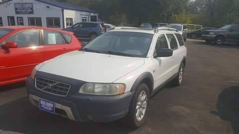 2005 Volvo XC70 for sale at Cross Country Motors in Loveland CO