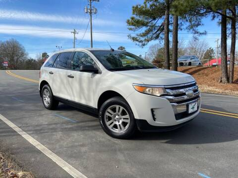 2012 Ford Edge for sale at THE AUTO FINDERS in Durham NC