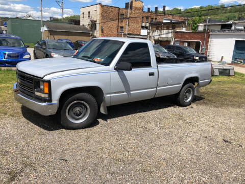 1995 Chevrolet C/K 1500 Series for sale at STEEL TOWN PRE OWNED AUTO SALES in Weirton WV