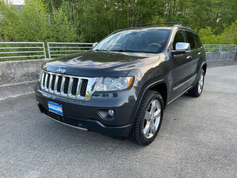 2011 Jeep Grand Cherokee for sale at Zipstar Auto Sales in Lynnwood WA