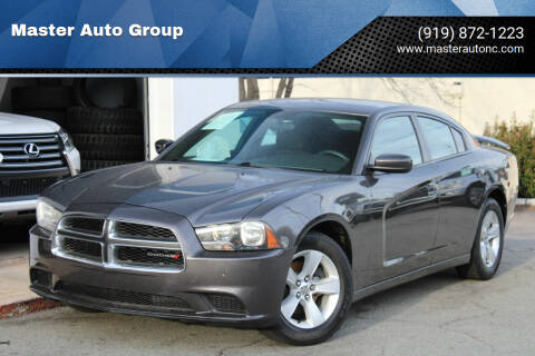 2013 Dodge Charger for sale at Master Auto Group in Raleigh NC