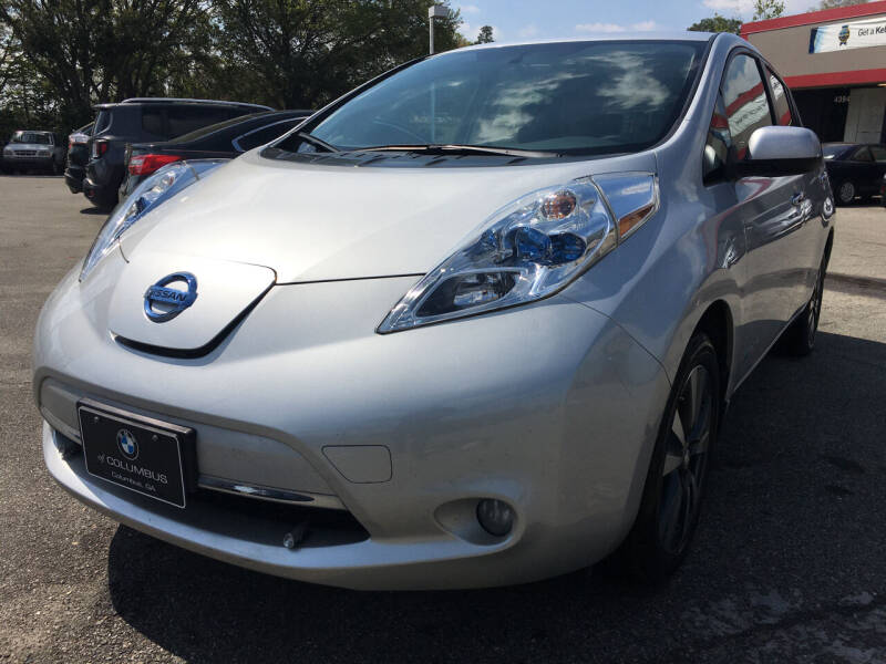 2015 Nissan LEAF for sale at Capital City Imports in Tallahassee FL