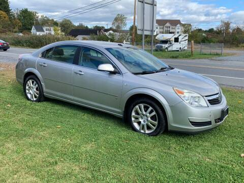 2007 Saturn Aura for sale at Saratoga Motors in Gansevoort NY