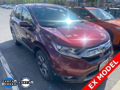 2017 Honda CR-V for sale at NATE WADE SUBARU in Salt Lake City UT