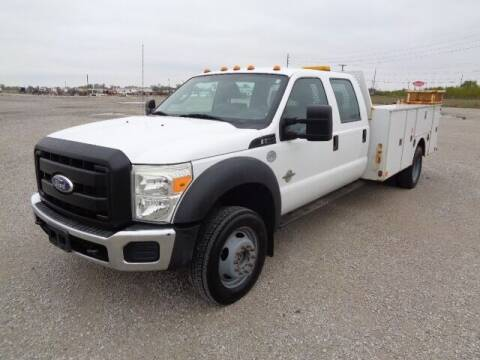 2011 Ford F-550 Super Duty for sale at SLD Enterprises LLC in Sauget IL