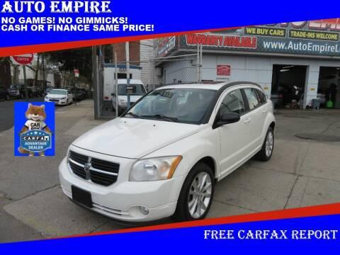 2010 Dodge Caliber for sale at Auto Empire in Brooklyn NY