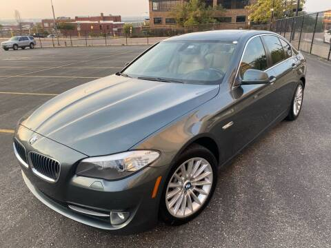 2011 BMW 5 Series for sale at Supreme Auto Gallery LLC in Kansas City MO