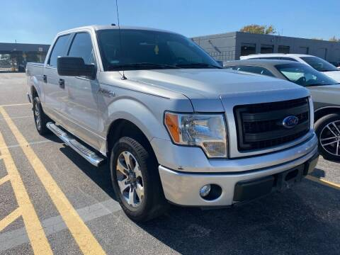 2014 Ford F-150 for sale at KAYALAR MOTORS in Houston TX